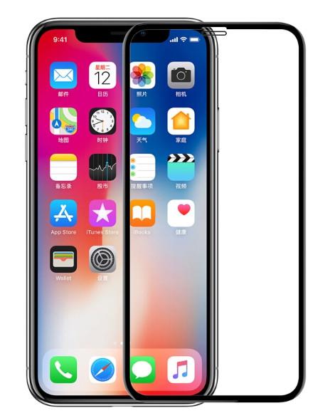 Защитное стекло 5D для iPhone XS Max