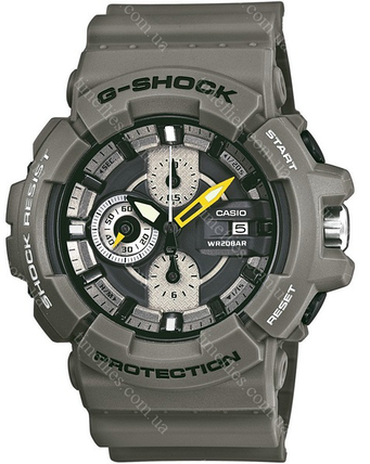 Casio G-Shock GAC-100-8AER, фото 2