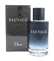 Мужской парфюм Christian Dior Sauvage  (Кристиан Диор Саваж) реплика