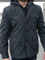 Мужская ветровка,куртка демисезонная отличного качества!!!р.48