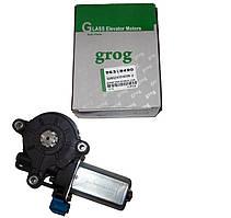 Мотор стеклоподъемника Матиз II Grog левый 96318490, 96323234