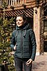 Модная женская куртка Amazonka - модель 2019 - (кт-437), фото 2