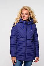 Женская осенняя куртка большого размера Элеонора   Nui Very (Нью вери), фото 3