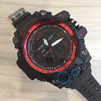 Наручные мужские часы Casio G-Shock GG-1000 Black-Red