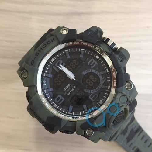 Наручные мужские часы Casio G-Shock GG-1000 Dark-Green-Militari