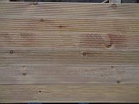 Террасная доска 27х142х4000 СОРТ АВ Сибирская лиственница, деревянный настил, фото 1