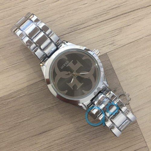 Наручные женские часы Guess 7222 GZM Silver-Black