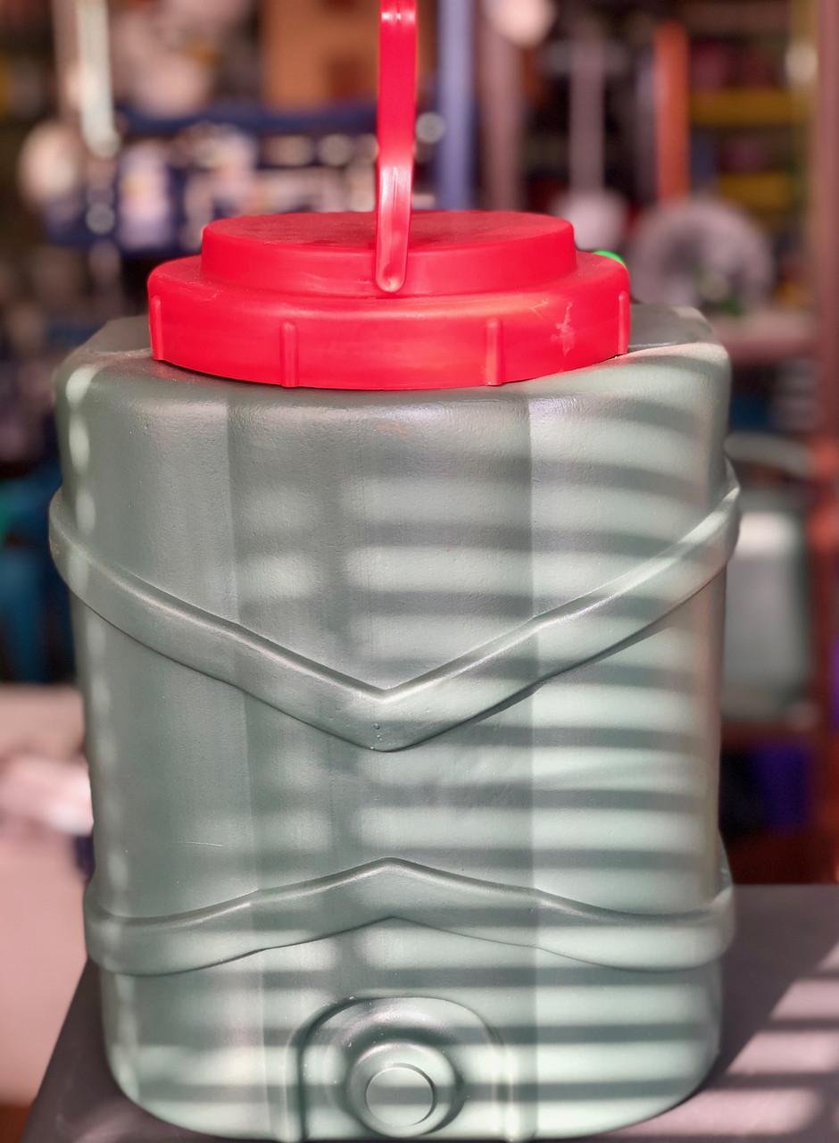 Рукомийник пластиковий для дачі, 25л, Од