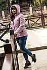 Женская весенняя ветровка больших размеров - модель 2019, фото 6