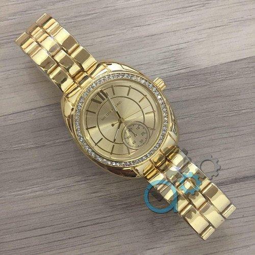 Наручные женские часы Michael Kors 7086 All Gold