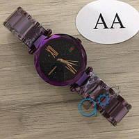 Наручные мужские часы Gucci 046 Violet-Black