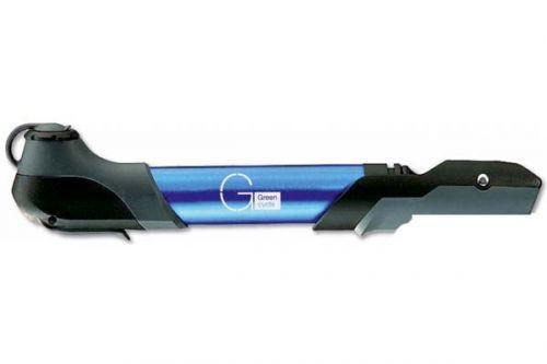 Мининасос Green Cycle GCP-96A алюминиевый, presta+schreder, синий