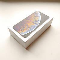 Коробка Apple iPhone XS Max Silver