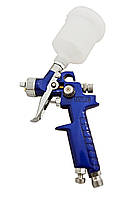 Миникраскопульт HVLP мини, сопло 0,8 мм, верхняя подача