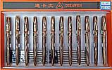 Ручка капиллярная МАРМЕЛАД, металлическая, синяя, фото 2