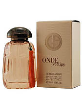 Женский парфюм Giorgio Armani Onde Vertige (Армани Онде Вертиж) реплика