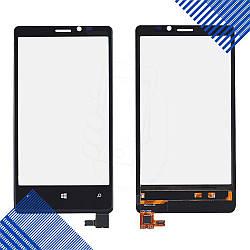 Тачскрин Nokia 920 Lumia, цвет черный