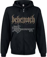 "Кенгуру Behemoth ""The Satanist"" на молнии, Размер S"