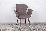 Кресло Valencia, кофейный, фото 3