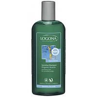 Logona Logona БИО-Шампунь для сухой чувствительной кожи головы Акация (250 мл)