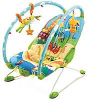 Tiny Love Массажное кресло Tiny Love Жители Саванны