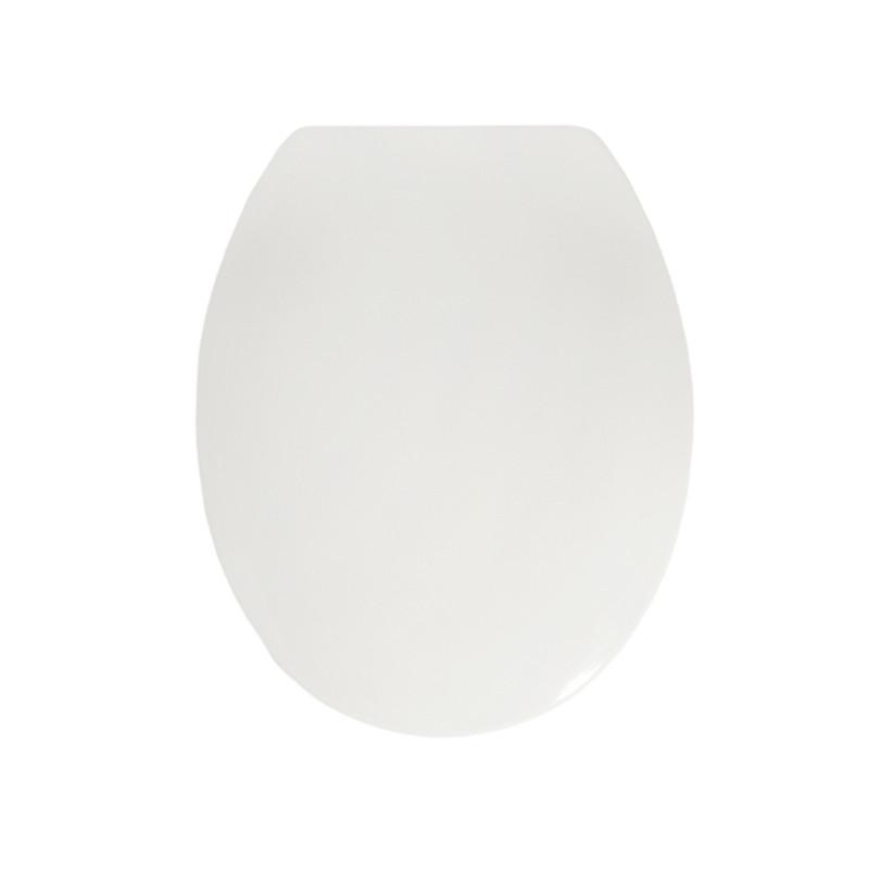 Крышка для унитаза белая с микролифтом Balet AWD02181493