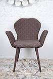 Крісло Valencia, коричневий, фото 2