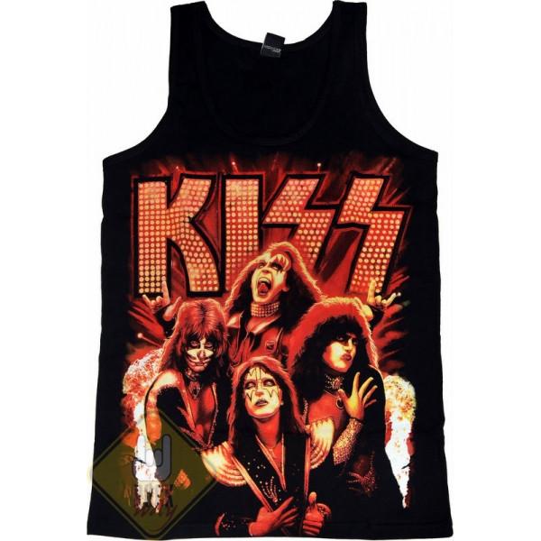 Майка Kiss (live), Размер L