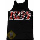 Майка Kiss (live), Размер L, фото 2