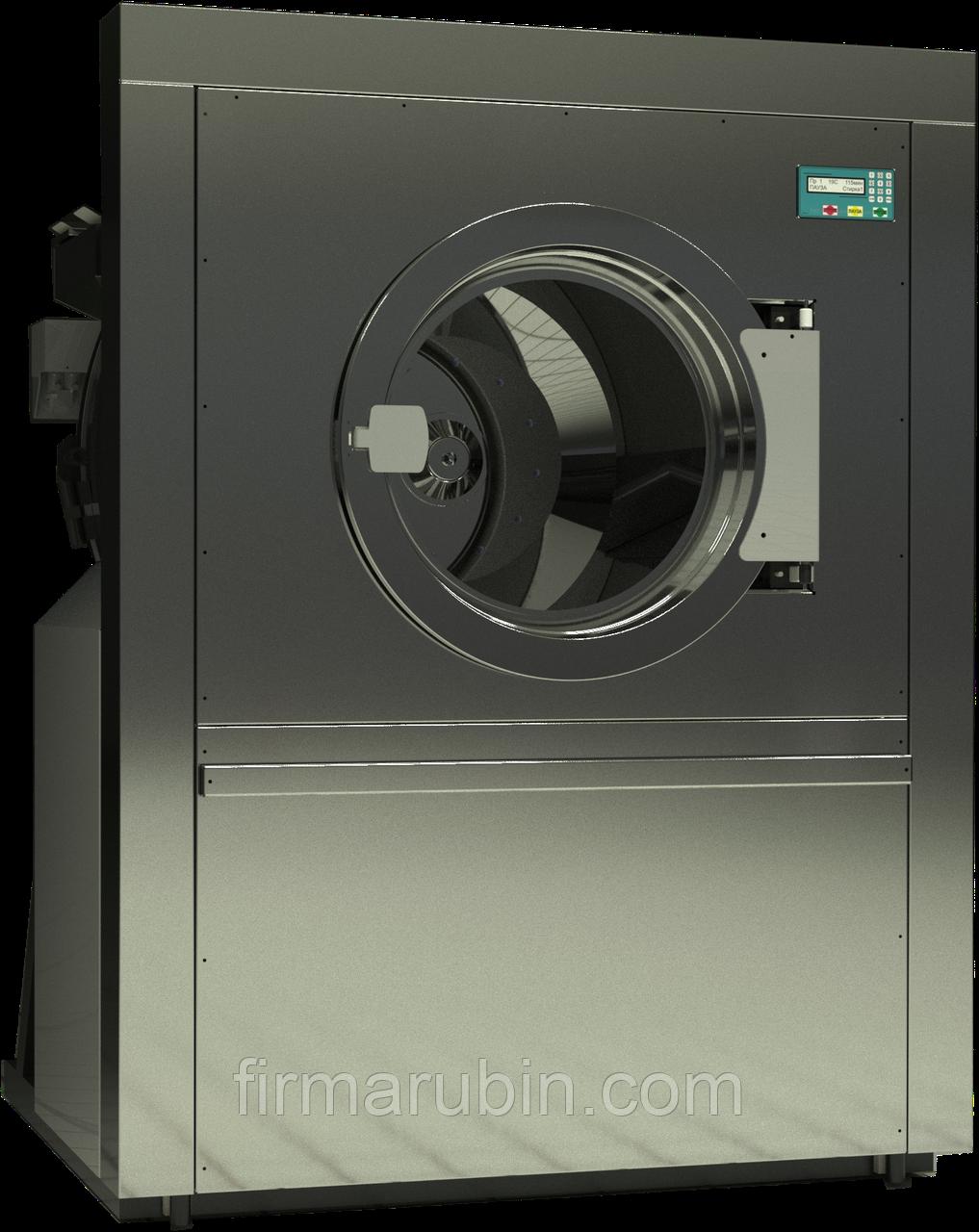Промышленная стиральная машина СО504 RUBIN, загрузка до 55 кг
