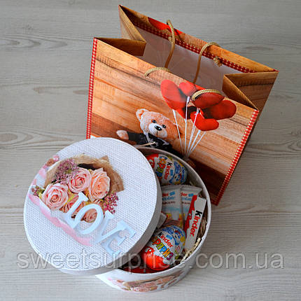 """""""Киндер-сюрприз""""  в подарочной коробке , фото 2"""
