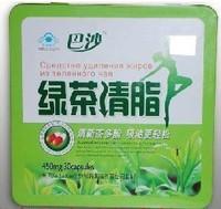 Капсулы зеленый чай 30 шт