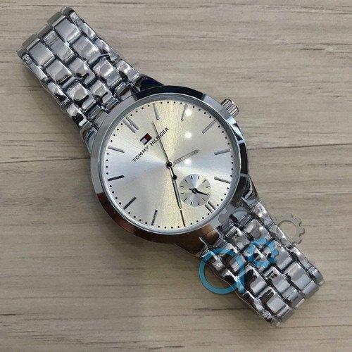 Наручные мужские часы Tommy Hilfiger 6670 All Silver