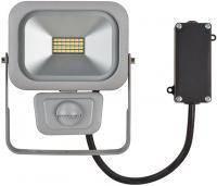 Прожектор светодиодный L DN 2810 FL PIR; 10W; IP54 с датчиком движения и темноты, фото 1