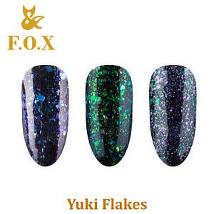 Палитра F.O.X Yuki Flakes