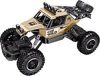 Автомобиль на р/у Sulong Toys Off-Road Crawler Car vs Wild золотой 1:20 (SL-109AG)