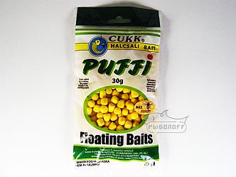 Прикормка CUKK Puffi со вкусом мёда крупного размера  30г