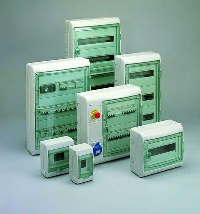 Щиты Kaedra IP65 (Schneider Electric)