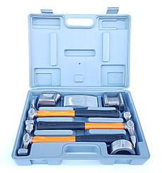 Набор инструментов для рихтовки 7шт Miol 34-010