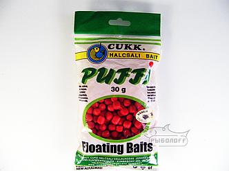 Прикормка CUKK Puffi с ванильным вкусом крупного размера 30г