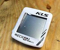 Велокомпьютер KLS RECKON WL белый, фото 1