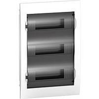 Щит пластиковый 36 м внутренний прозрачная дверь Ez9 Schneider Electric EZ9E312S2F