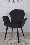 Кресло Valencia, черный, фото 3