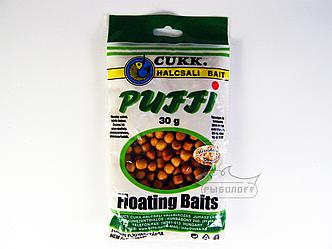 Прикормка CUKK Puffi со вкусом имбирного пряника крупного размера 30г