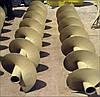 Шнек диаметром 400, толщина 5мм, фото 2