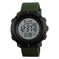 Наручные мужские часы Skmei 1213 Black-Military