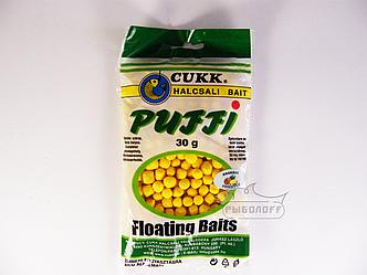 Прикормка CUKK Puffi со вкусом ананаса крупного размера 30г