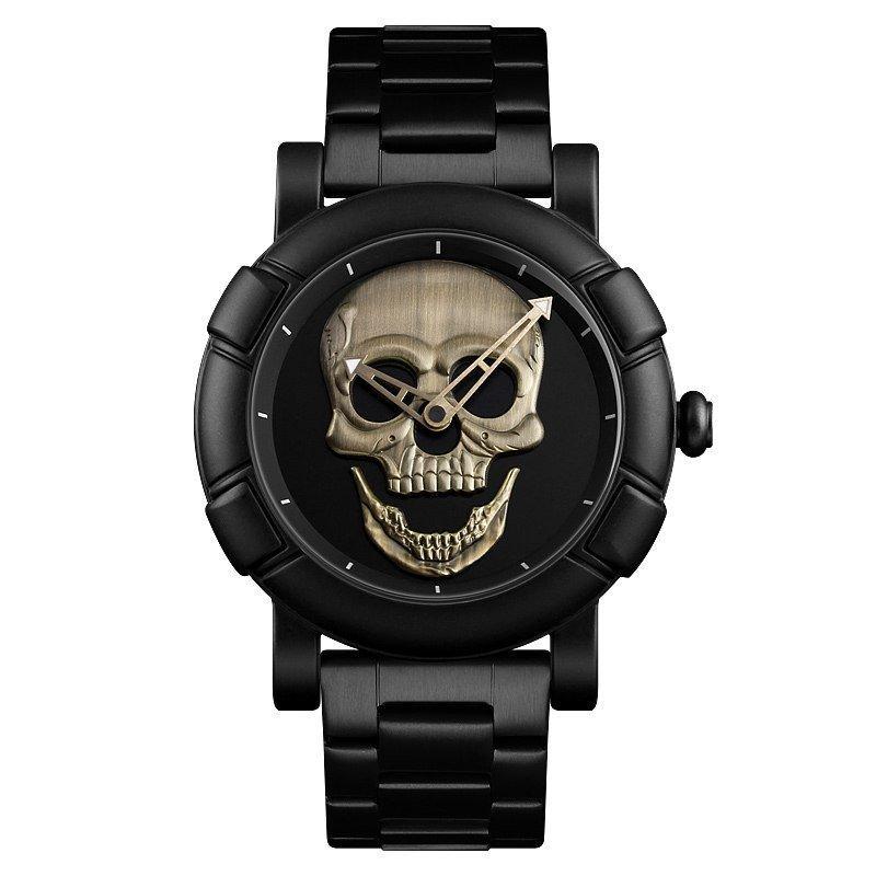 Наручные мужские часы Skmei 9178 Black-Gray