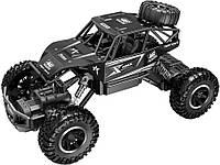 Автомобиль на р/у Sulong Toys Off-Road Crawler Rock Sport черный 1:20 (SL-110AB)