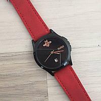 Наручные женские часы Gucci 1483 Red-Black